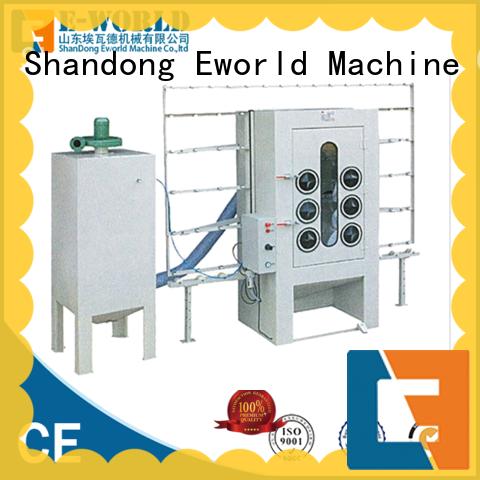 High quality manual glass sandblasted machine
