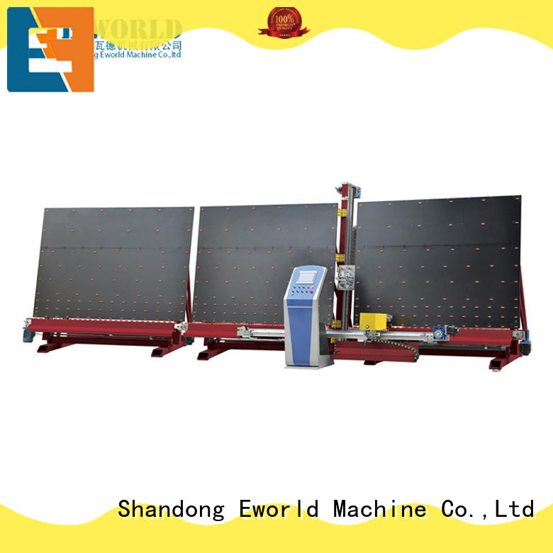Eworld Machine fine workmanship double glazing machinery factory for manufacturing