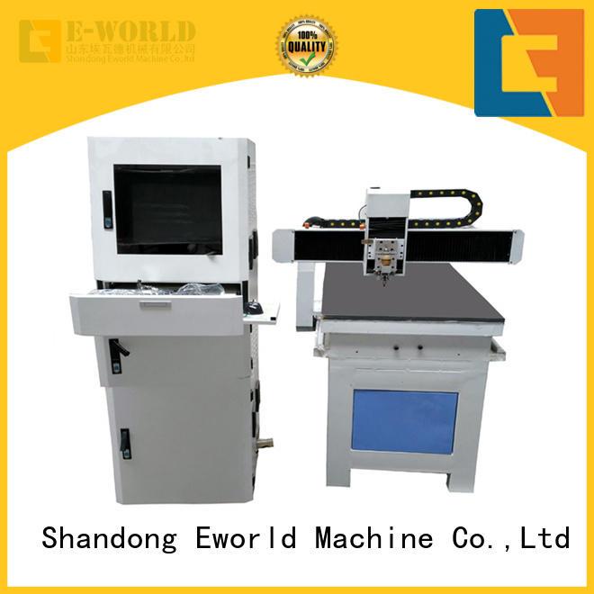 Eworld Machine mirror glass cutting machine price dedicated service for machine