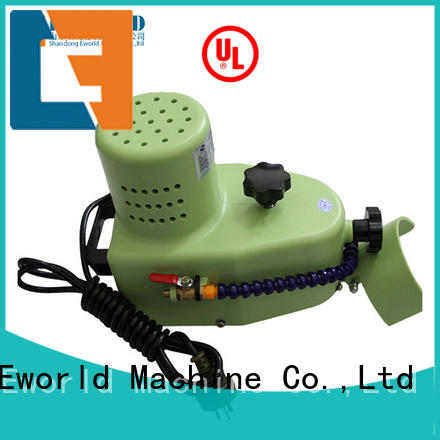 Eworld Machine fine workmanship glass pencil edge polishing machine OEM/ODM services for global market