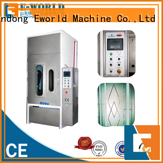 inventive sandblasting glass machine quality factory for industry