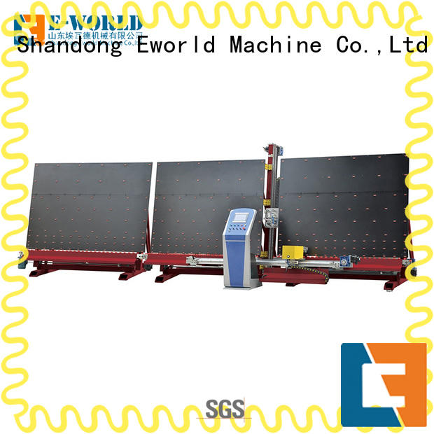 Eworld Machine standardized insulating glass machine provider for commercial industry