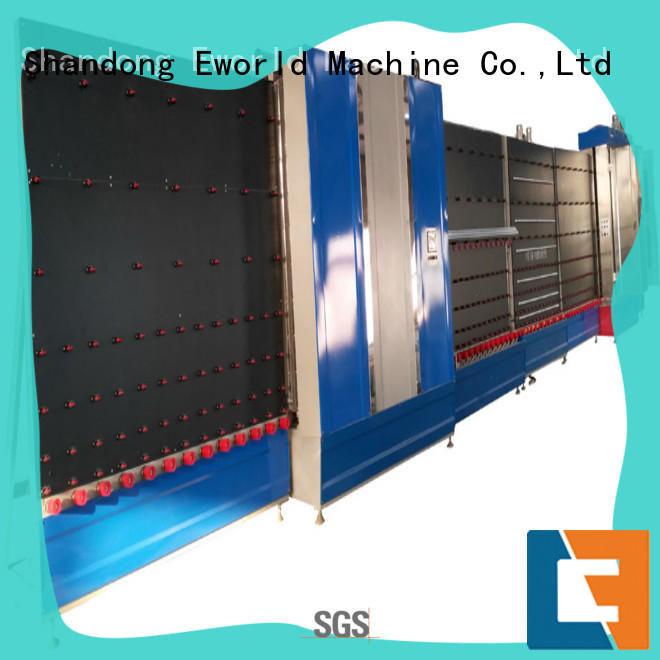 Eworld Machine automatic insulating glass machinery factory for commercial industry