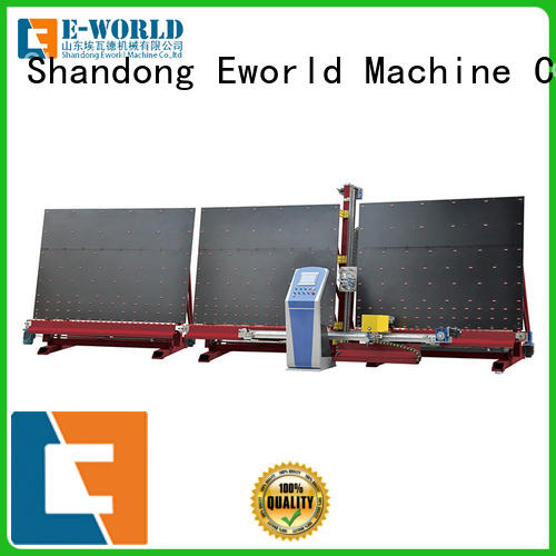 Eworld Machine production insulating glass machinery provider for manufacturing