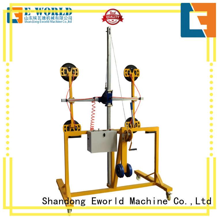 Eworld Machine lifting glass handling equipment for sale