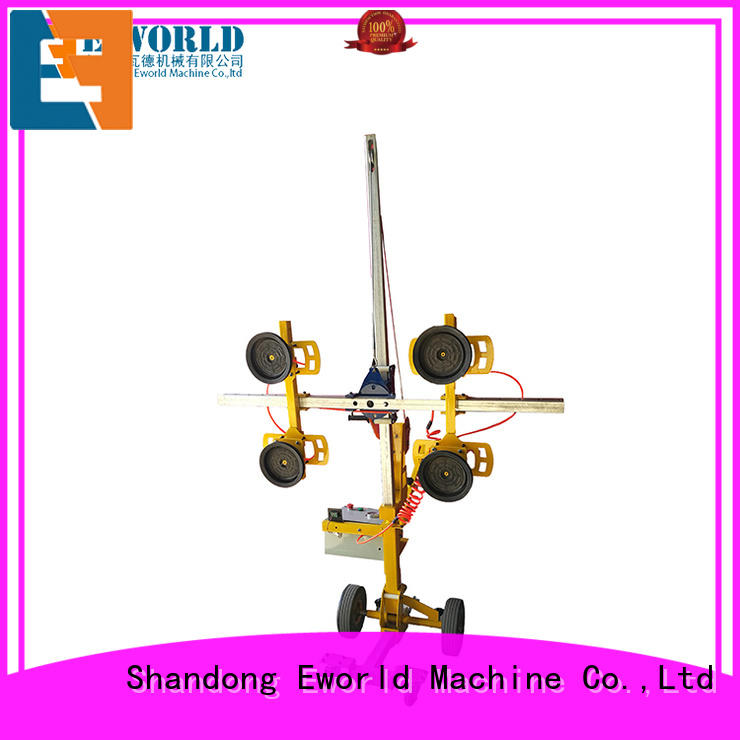 Eworld Machine unique design suction cup glass lifter supplier for industry