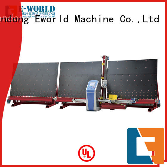 Eworld Machine fine workmanship glass glazing machine provider for commercial industry
