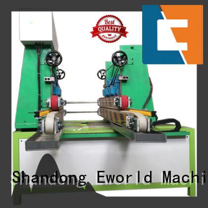 Eworld Machine line glass round corner machine manufacturer for global market
