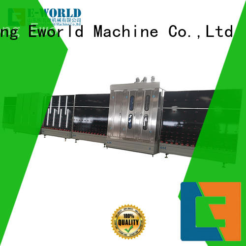 Eworld Machine machinery insulating glass line factory for industry