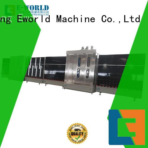 Eworld Machine machinery insulating glass line factory for industry
