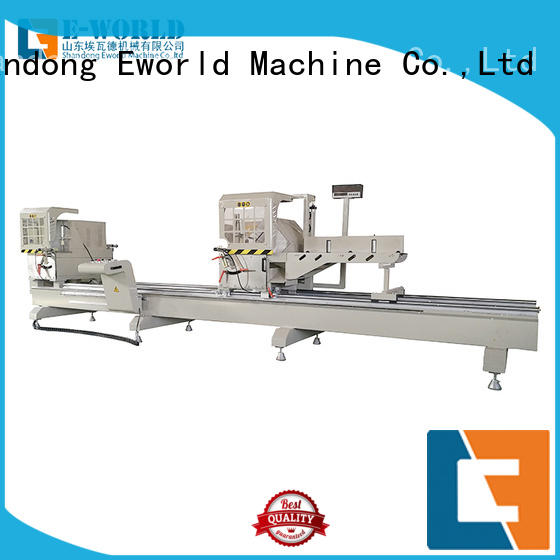 technological aluminum windows hardware punching machine windows supplier for manufacturing