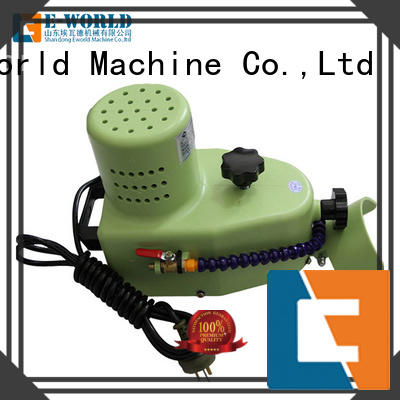 Eworld Machine processing small glass edging machine manufacturer for industrial production