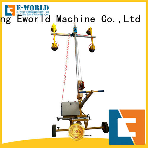equipment glass trolley lifter installation for sale Eworld Machine
