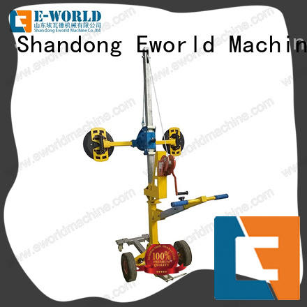 Eworld Machine standardized double cup suction lifter factory for industry