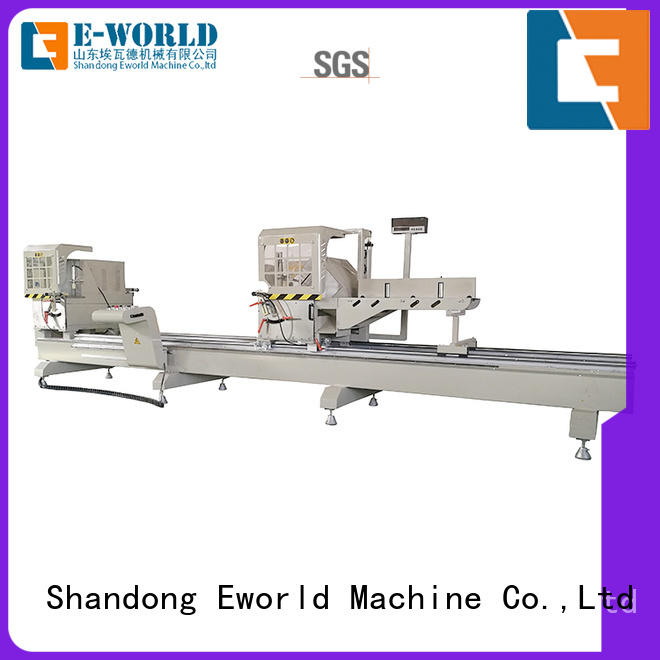 Eworld Machine trade assurance aluminium crimping machine supplier for manufacturing