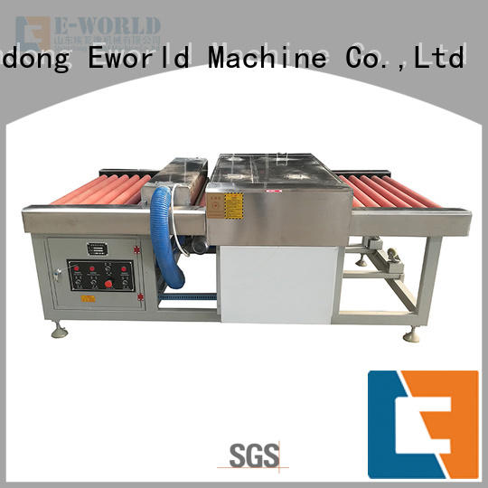 Eworld Machine technological glass drying machine factory for manufacturing