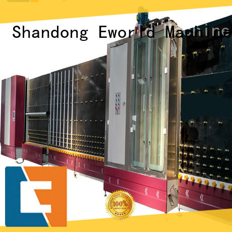 Eworld Machine production vertical insulating glass machine factory for industry