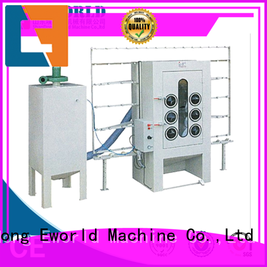 inventive glass sand blasting machine machine from China for industrial production