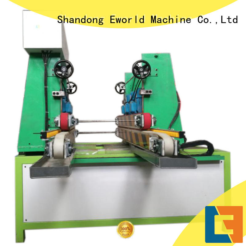 Eworld Machine multi glass beveling polishing machine OEM/ODM services for industrial production
