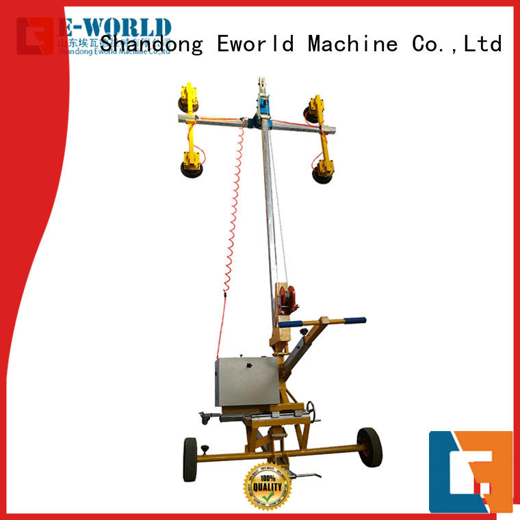 unloading glass vacuum handling lifter supplier for industry Eworld Machine