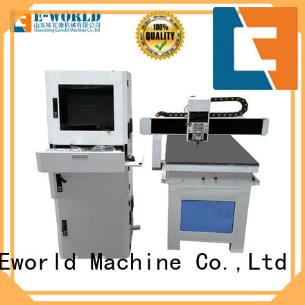 Eworld Machine good safety table glass cutting dedicated service for machine