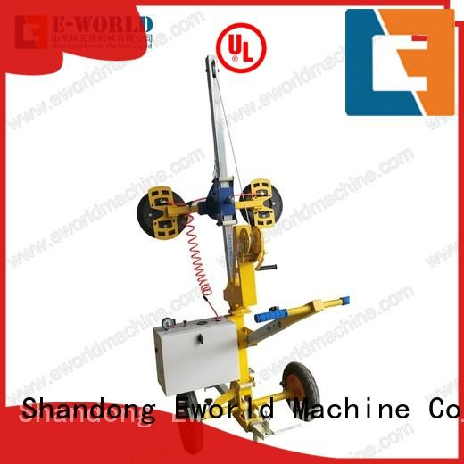 Eworld Machine bus cup suction lifter factory for sale