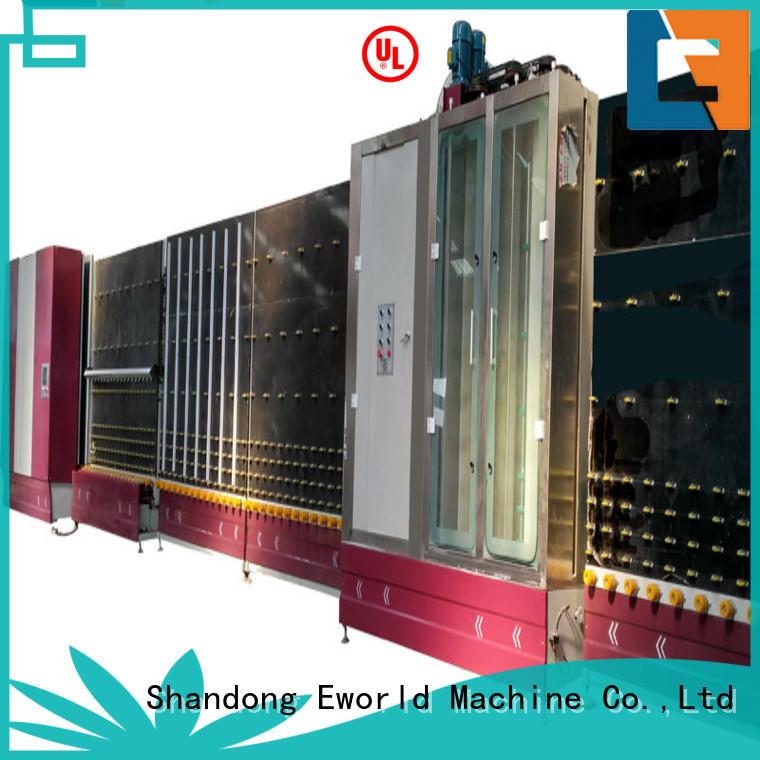 Eworld Machine low moq glass glazing machine provider for industry