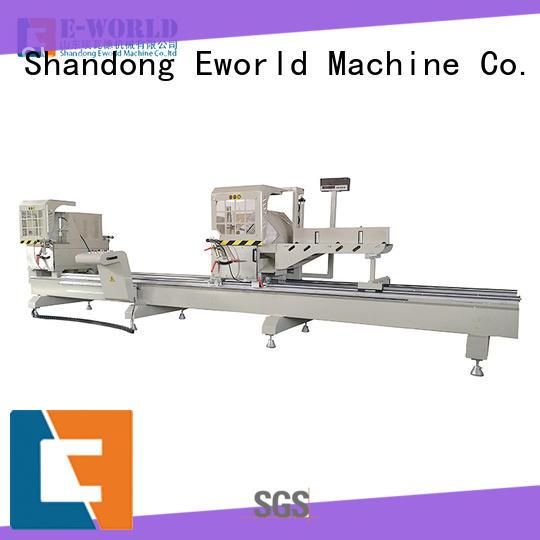 fine workmanship aluminum profile cutting machine milling supplier for global market