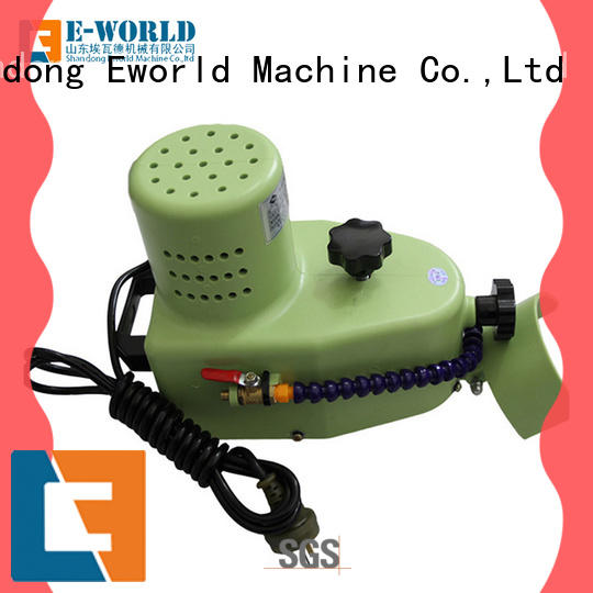 Eworld Machine shape glass grinding machine manufacturer for industrial production