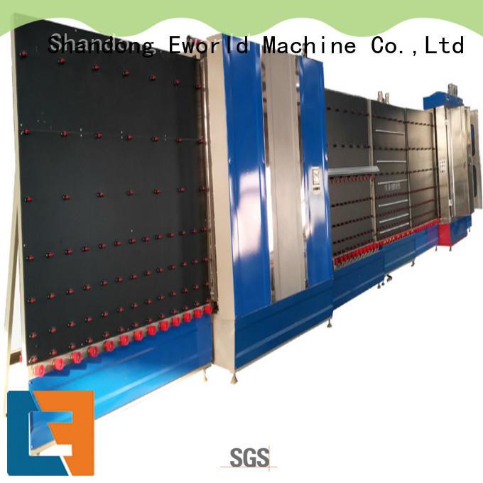 Eworld Machine standardized automatic insulating glass machine provider for industry