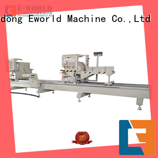 technological aluminum windows hardware punching machine corner OEM/ODM services for industrial production