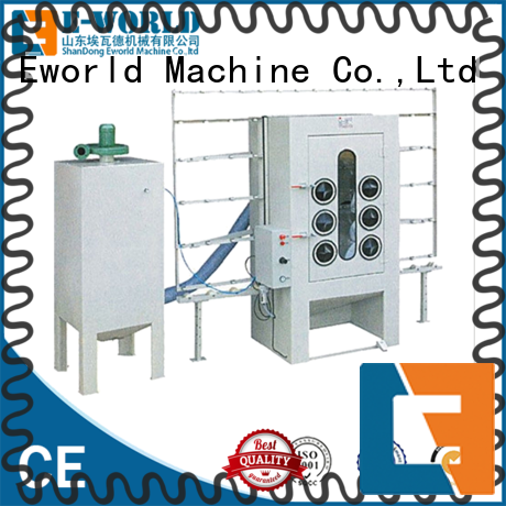low moq glass sand blasting machine manual factory price for industrial production