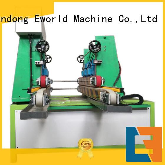 Eworld Machine fine workmanship glass edge machine supplier for manufacturing