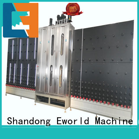 trade assurance automatic glass washing machine speed factory for distributor