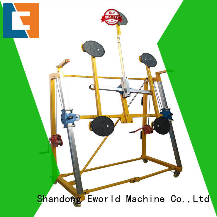 Eworld Machine heavy glass vacuum lifter price supplier for sale