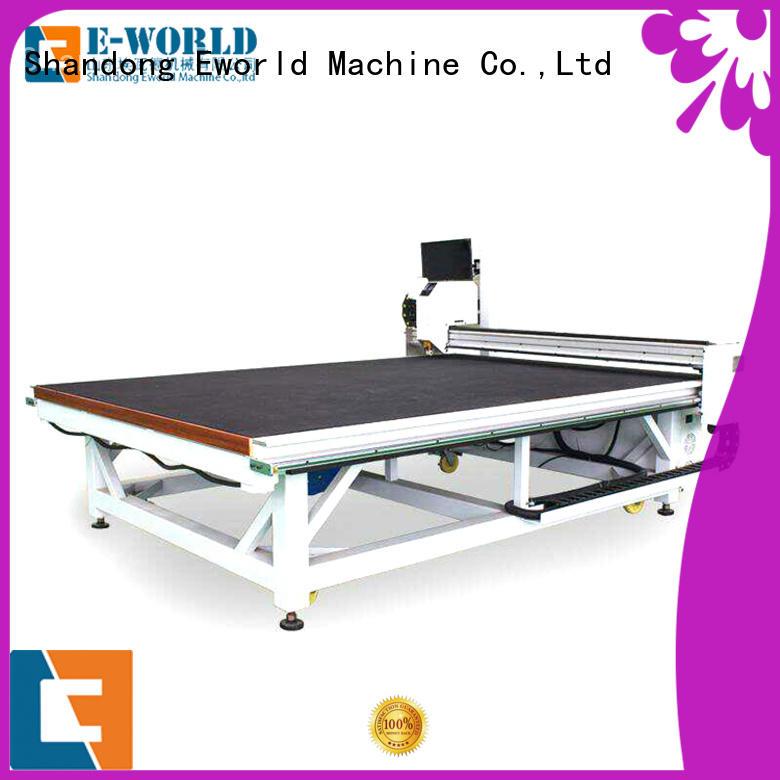 Eworld Machine cnc cnc glass cutting machine exquisite craftsmanship for sale