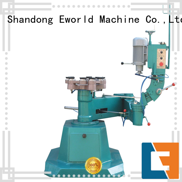 technological glass edge chamfer machine shaped OEM/ODM services for industrial production