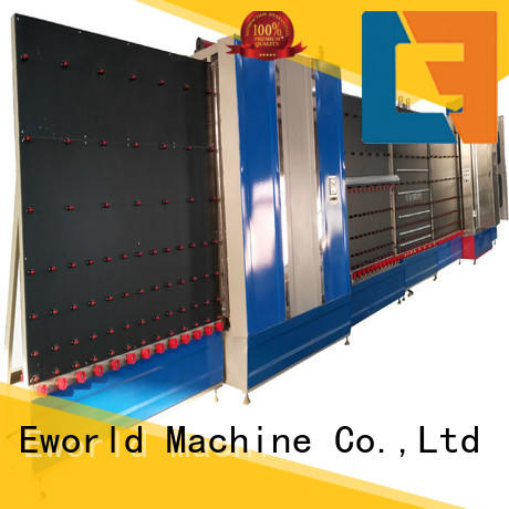 machinery insulating glass production line factory for commercial industry Eworld Machine