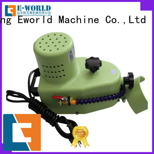 Eworld Machine functional small glass edging machine OEM/ODM services for manufacturing