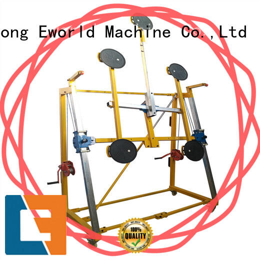 Eworld Machine unloading suction cup glass lifter for sale