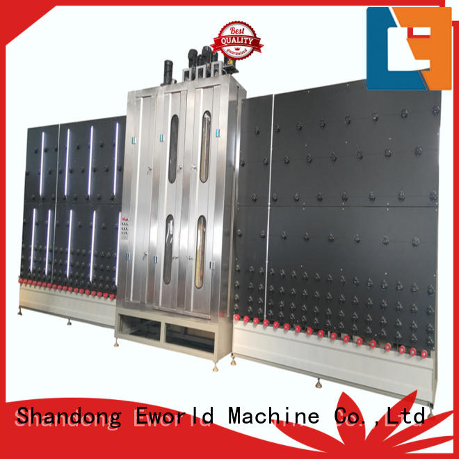 trade assurance vertical glass washer vertical factory for industry