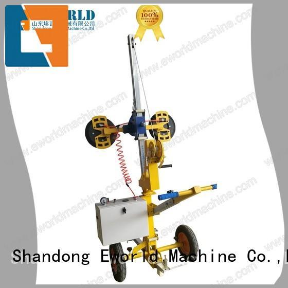 Eworld Machine original glass vacuum lifter price terrific value for industry