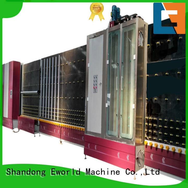 Eworld Machine automatic insulating glass production line factory for commercial industry