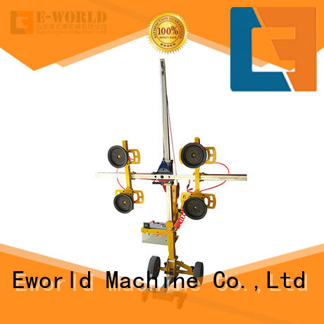 Eworld Machine standardized glass lifting equipment for sale supplier for industry