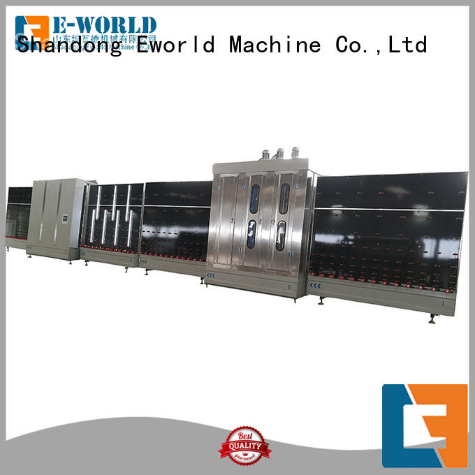 Automatic vertical insulating glass machinery