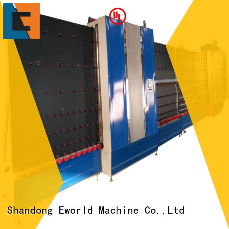 Eworld Machine fine workmanship double glazing machinery wholesaler for industry