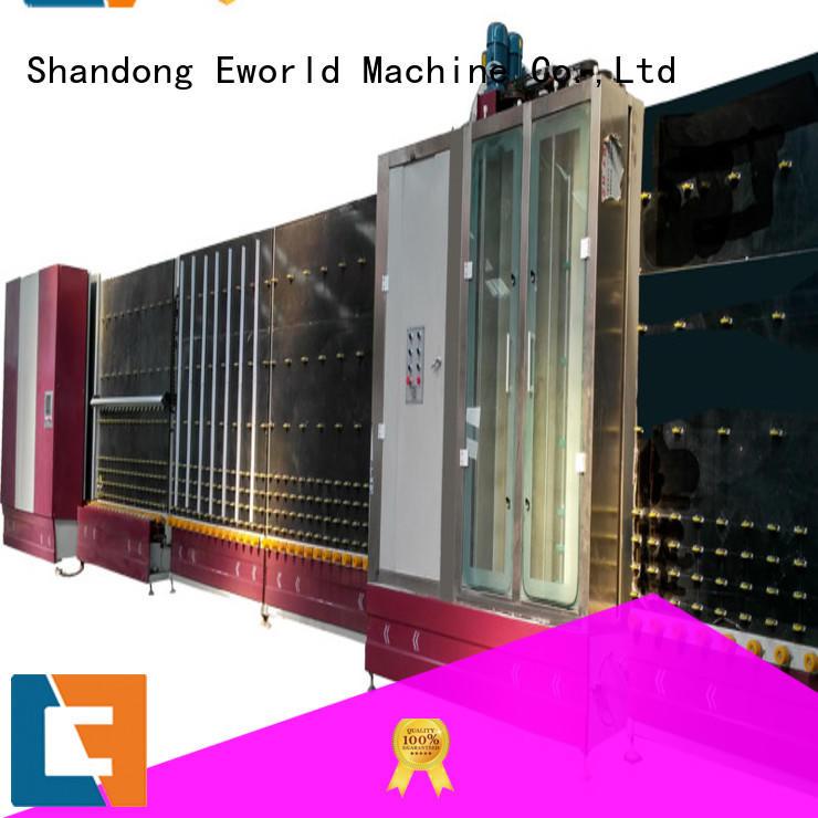 Eworld Machine standardized insulating glass machinery wholesaler for manufacturing