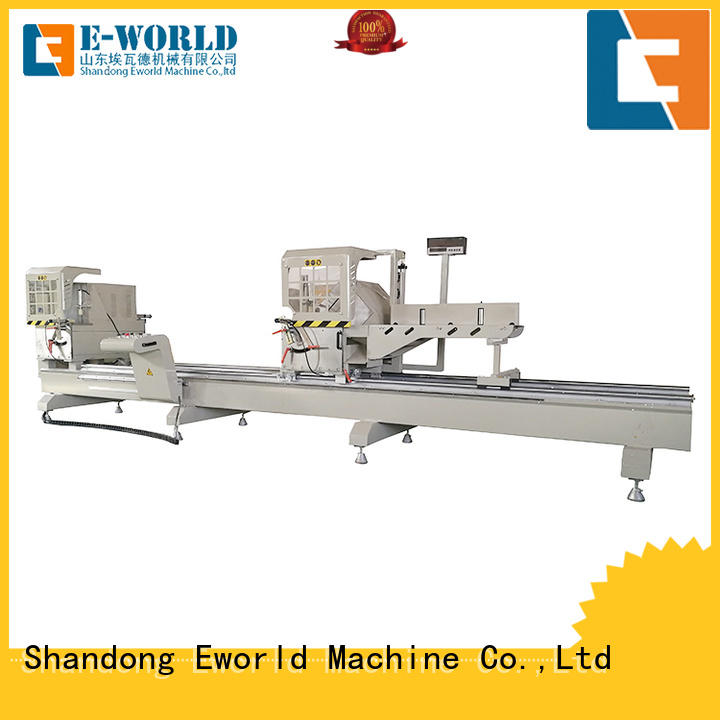 trade assurance aluminum window machine machine supplier for global market