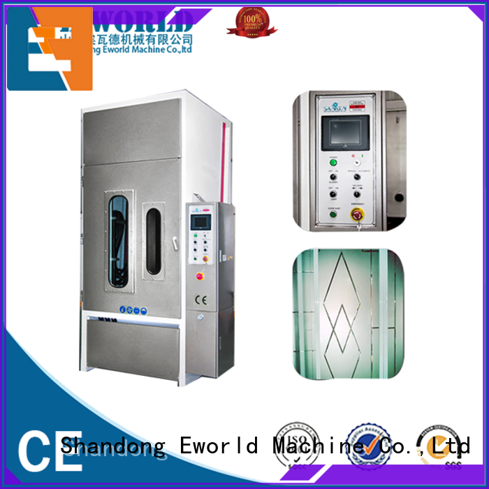 inventive furniture glass sandblasted machine machine factory price for manufacturing