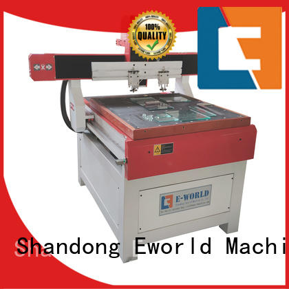 Eworld Machine cnc glass cutting table dedicated service for sale